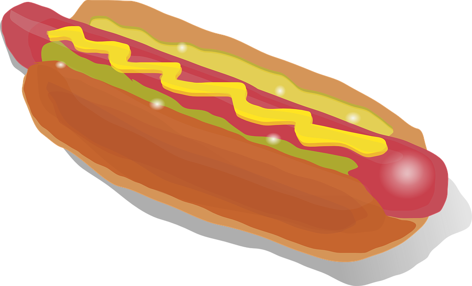 image transparent library Grilling clipart chili dog. Hot one free on