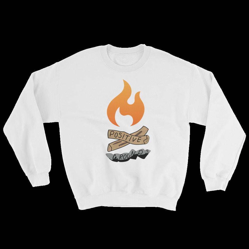 clip art transparent stock Campfire Sweatshirt