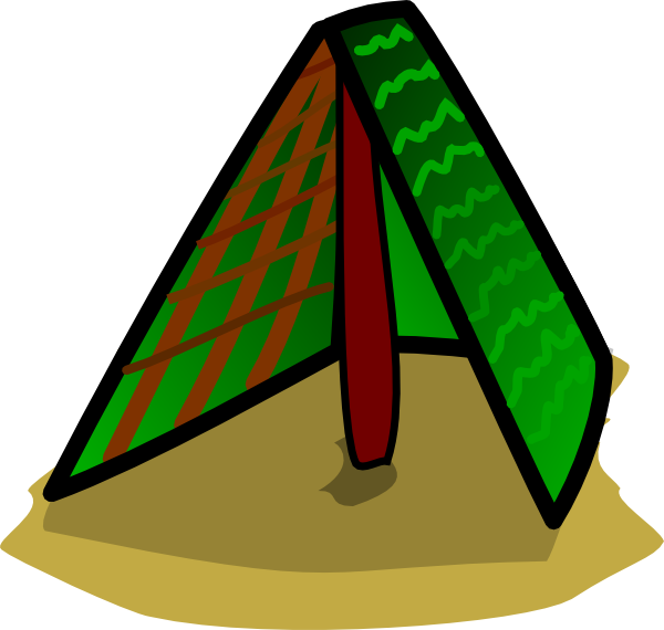 clip art freeuse download Free at getdrawings com. Camping tent clipart