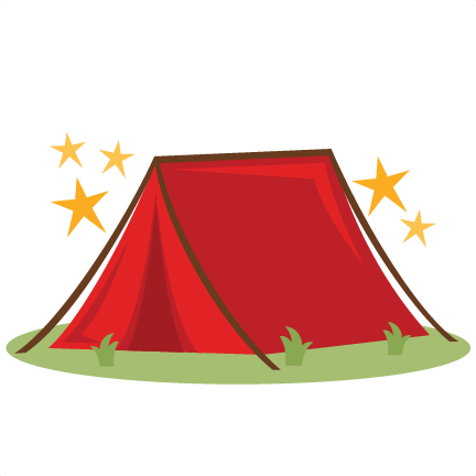 picture royalty free download Camping at getdrawings com. Camp clipart silhouette.