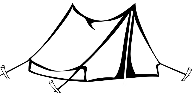 transparent Png photos. Camping tent clipart
