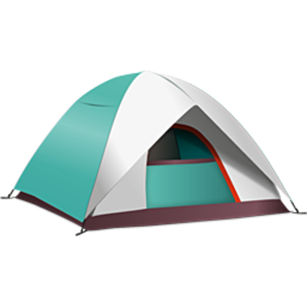 clip art royalty free download Camping tent clipart. Free images at clker