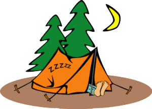 clipart free Campground