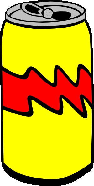 clip art free stock Yellow pop clip art. Can clipart.