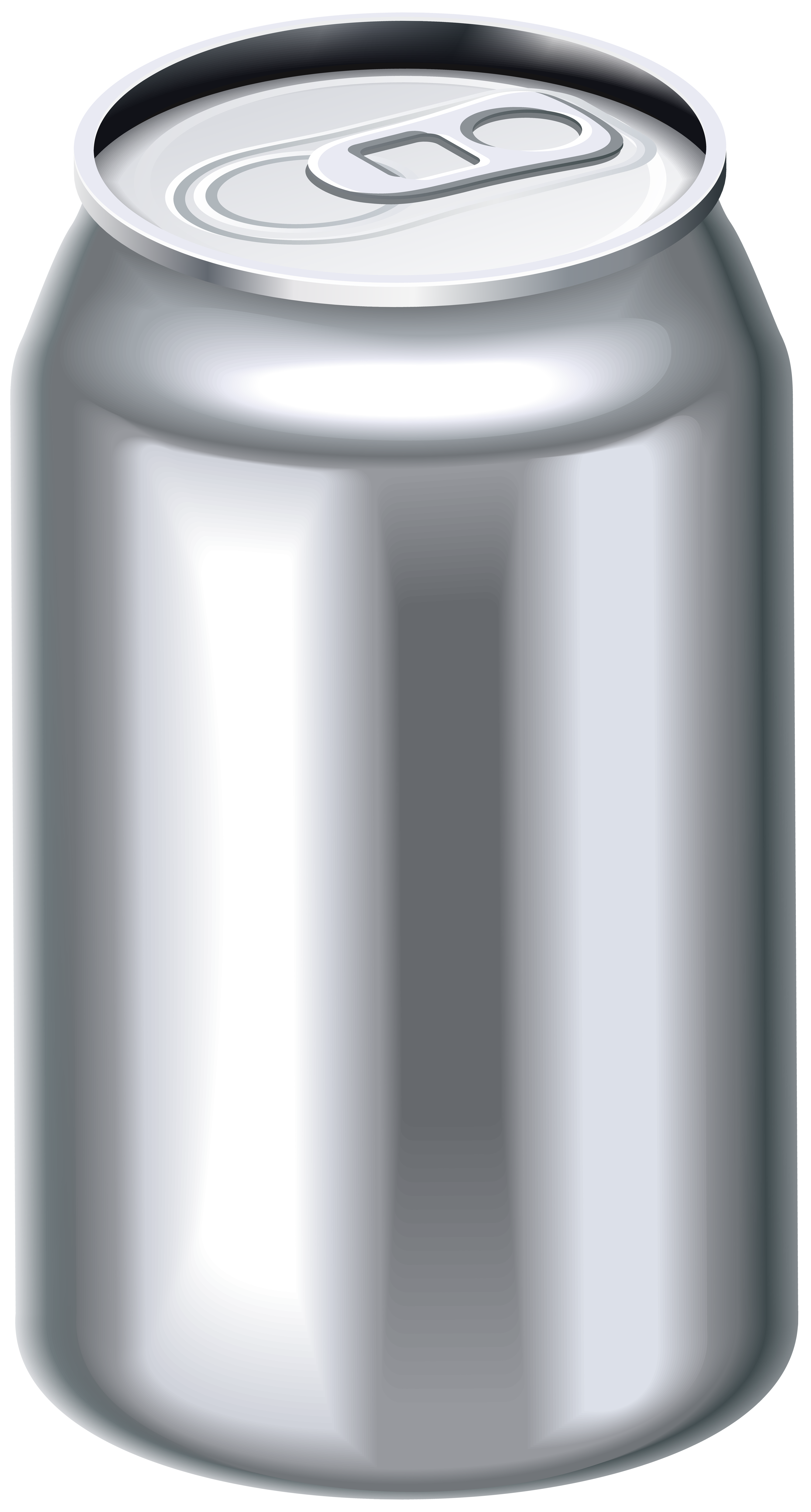 royalty free Can clipart. Metal drinks png clip.