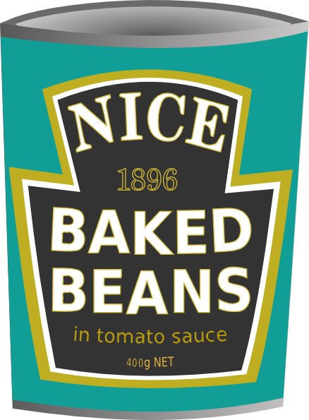 image black and white download Nice Beans Clip Art at Clker
