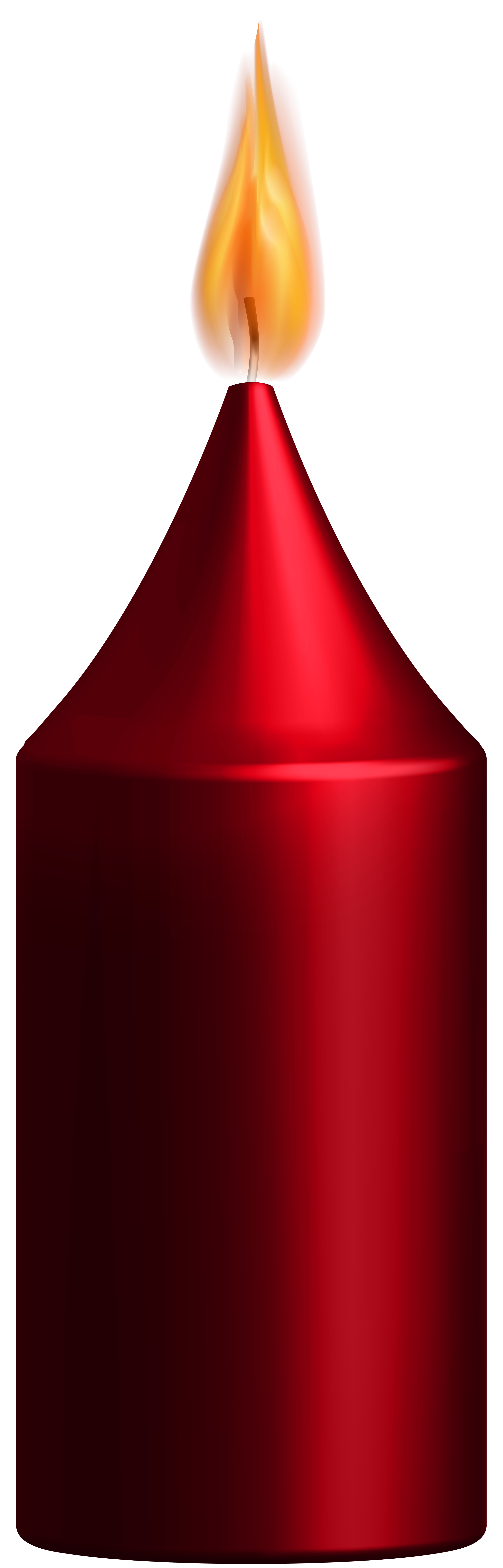 clip free stock Png clip art best. Candle clipart red candle.
