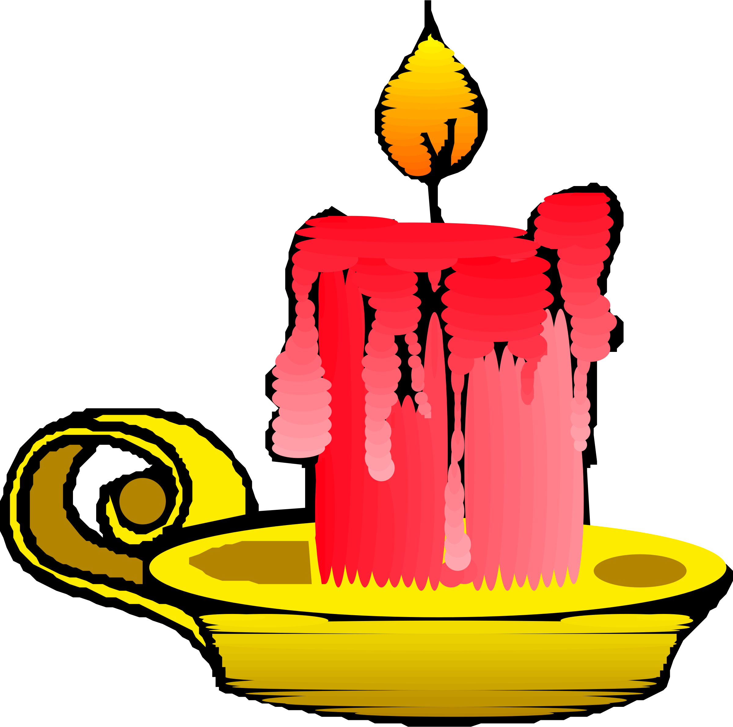 graphic royalty free download Big image png. Candle clipart red candle.