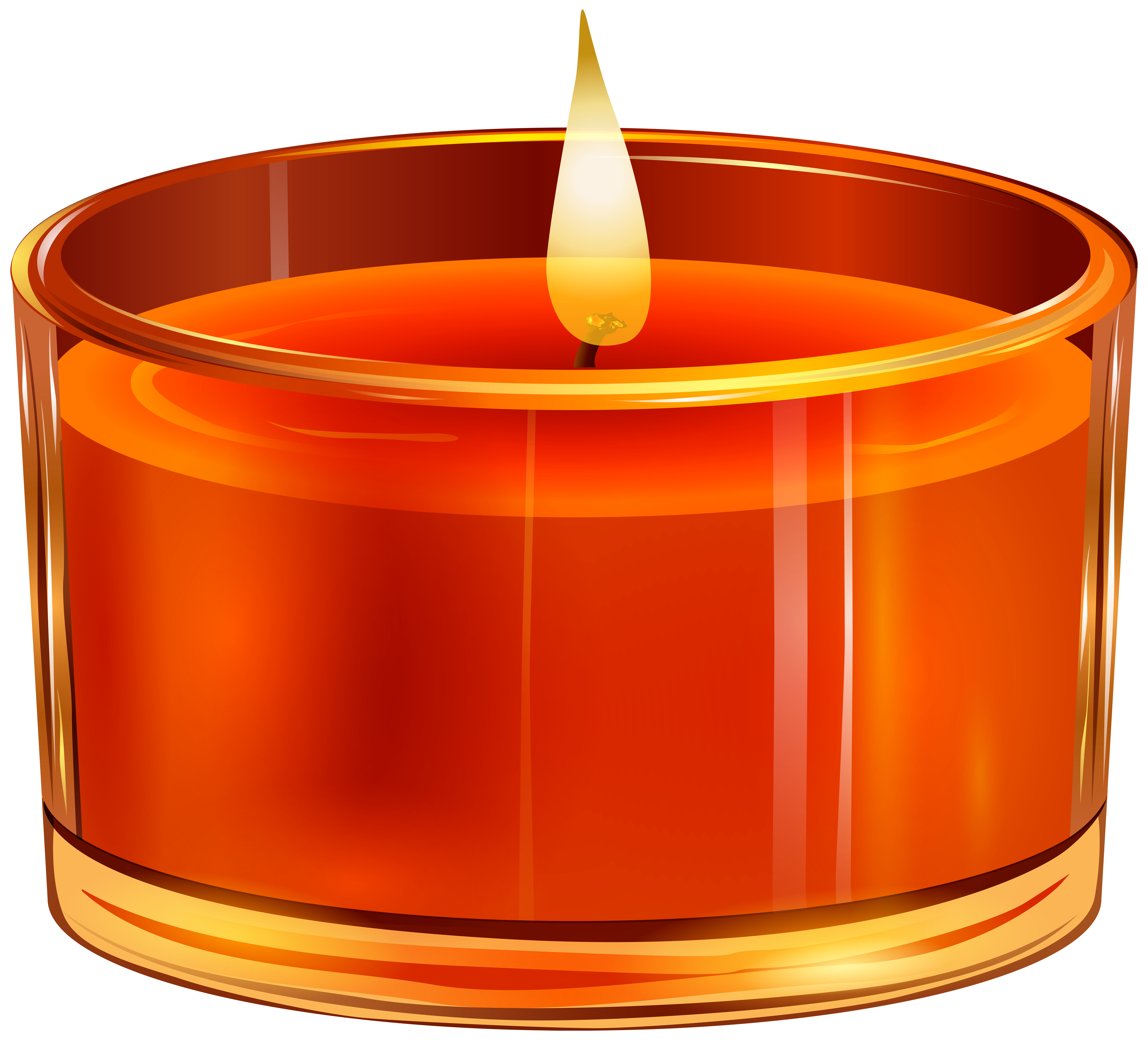 clip Candle clipart red candle. Cup png clip art.