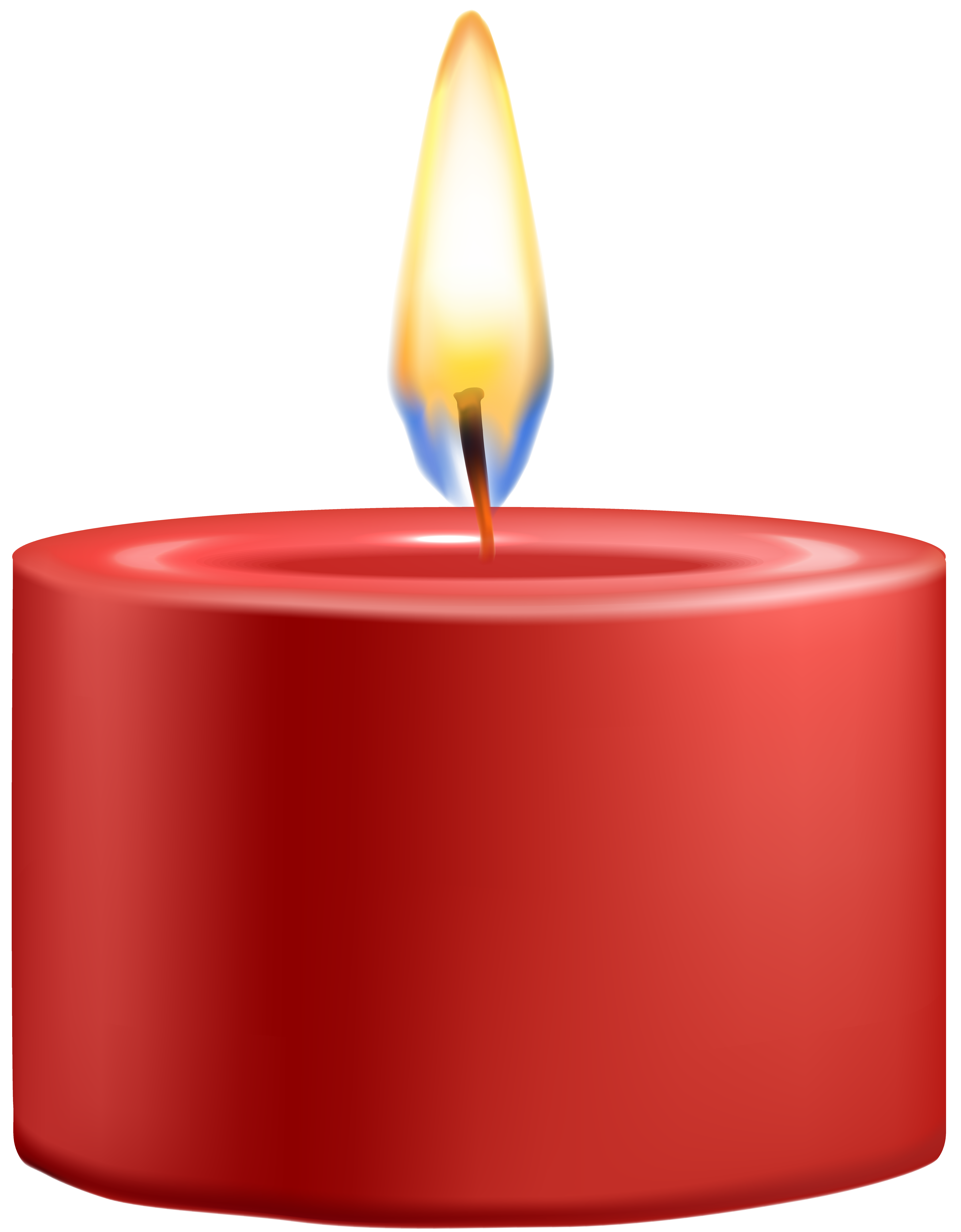 png library stock Red png clip art. Clock clipart candle.
