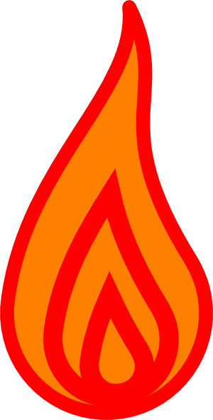 graphic freeuse stock Candle Flame Image
