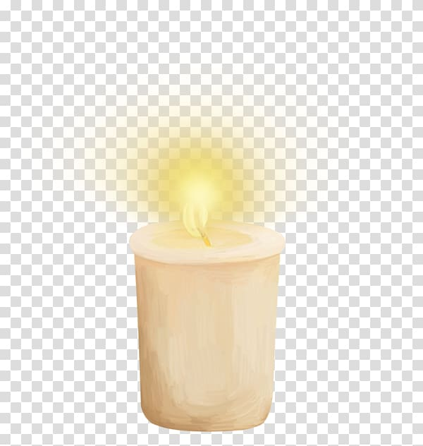 clip Candle transparent. Wax background png clipart