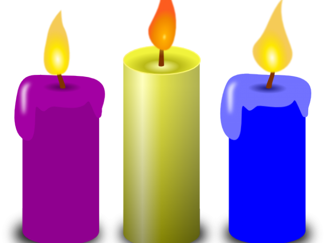 picture library Candles clipart old fashioned. Drawn candle free on.