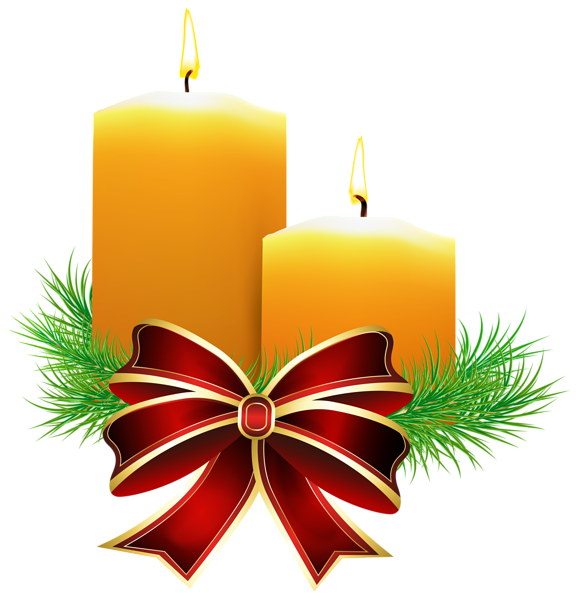 graphic library library Christmas transparent png clip. Candles clipart old fashioned.