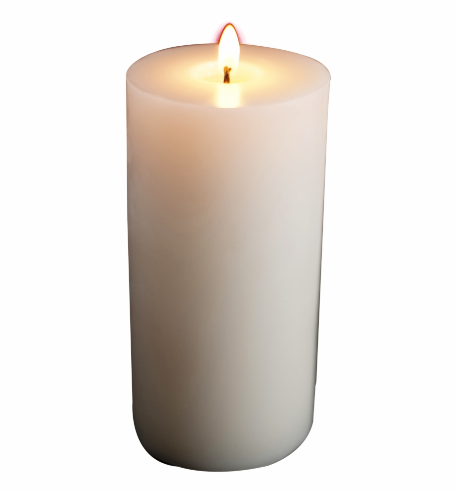 banner stock Png image free . Transparent candle lit