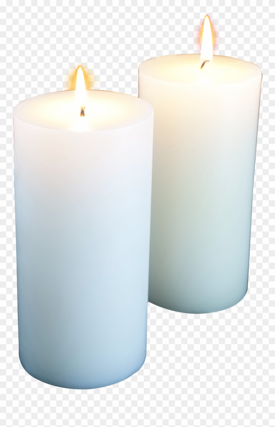 clip royalty free Transparent candle. Wax background candles png