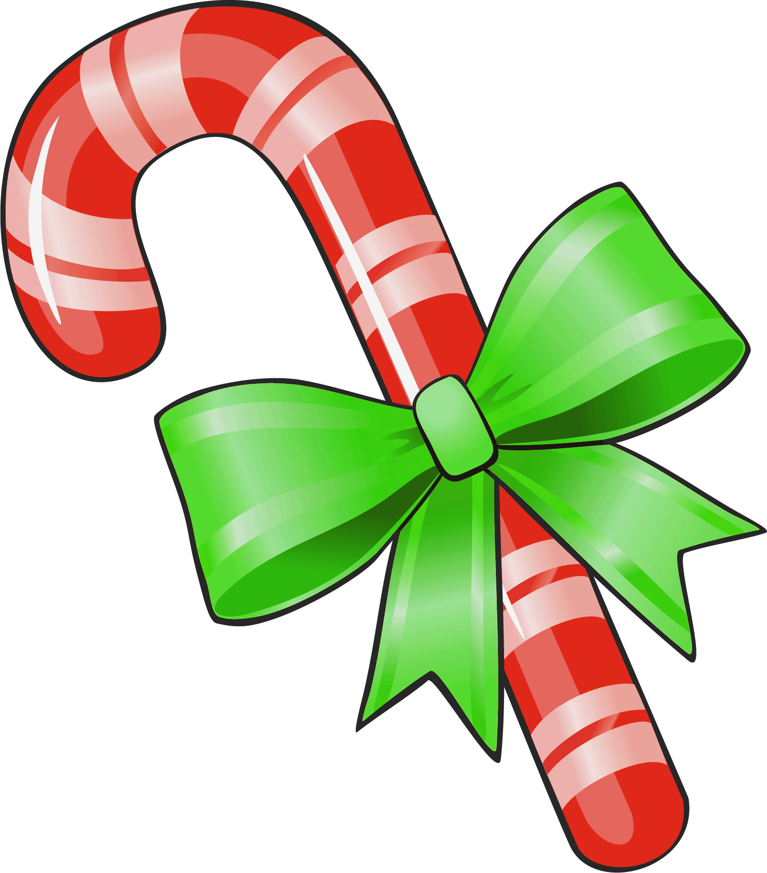 transparent library Transparent christmas candy cane. Canes clipart cand.
