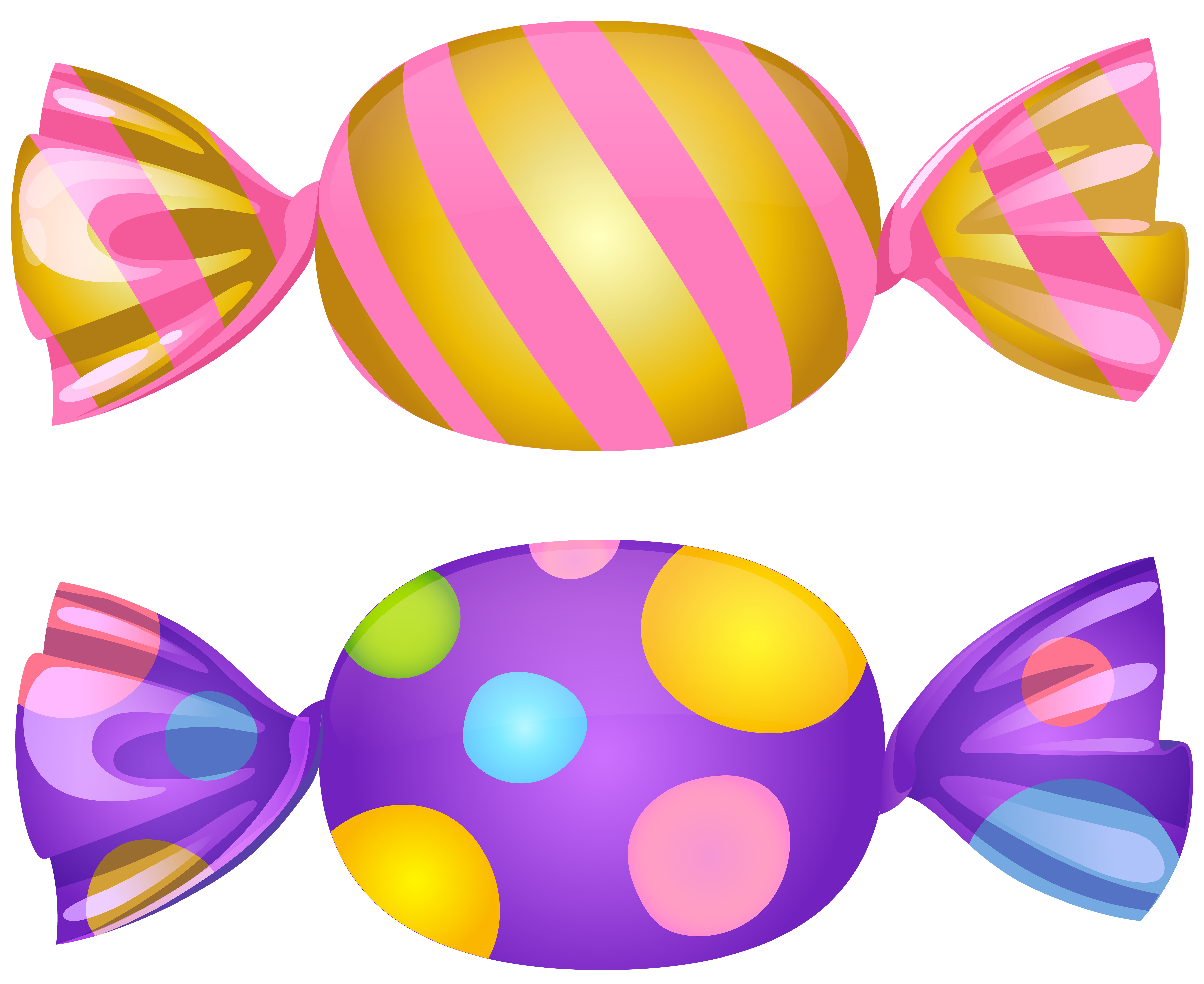 clip art free library Vector candy pattern. Transparent png clip art