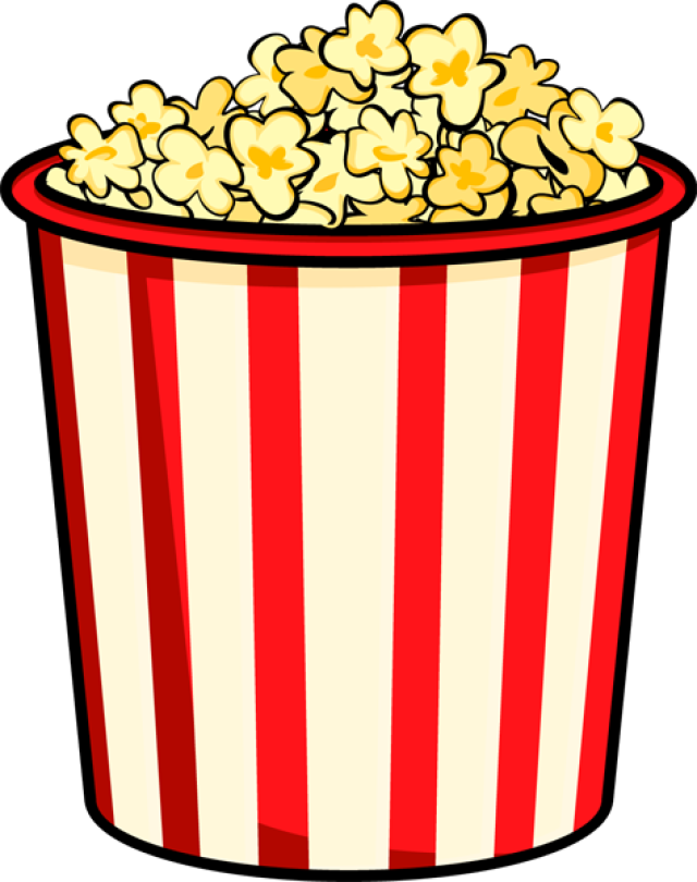 royalty free stock Graphic design pinterest yummy. Circus popcorn clipart.