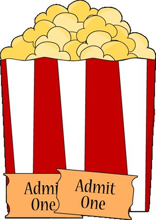image transparent Movie clip art image. Candy clipart popcorn.