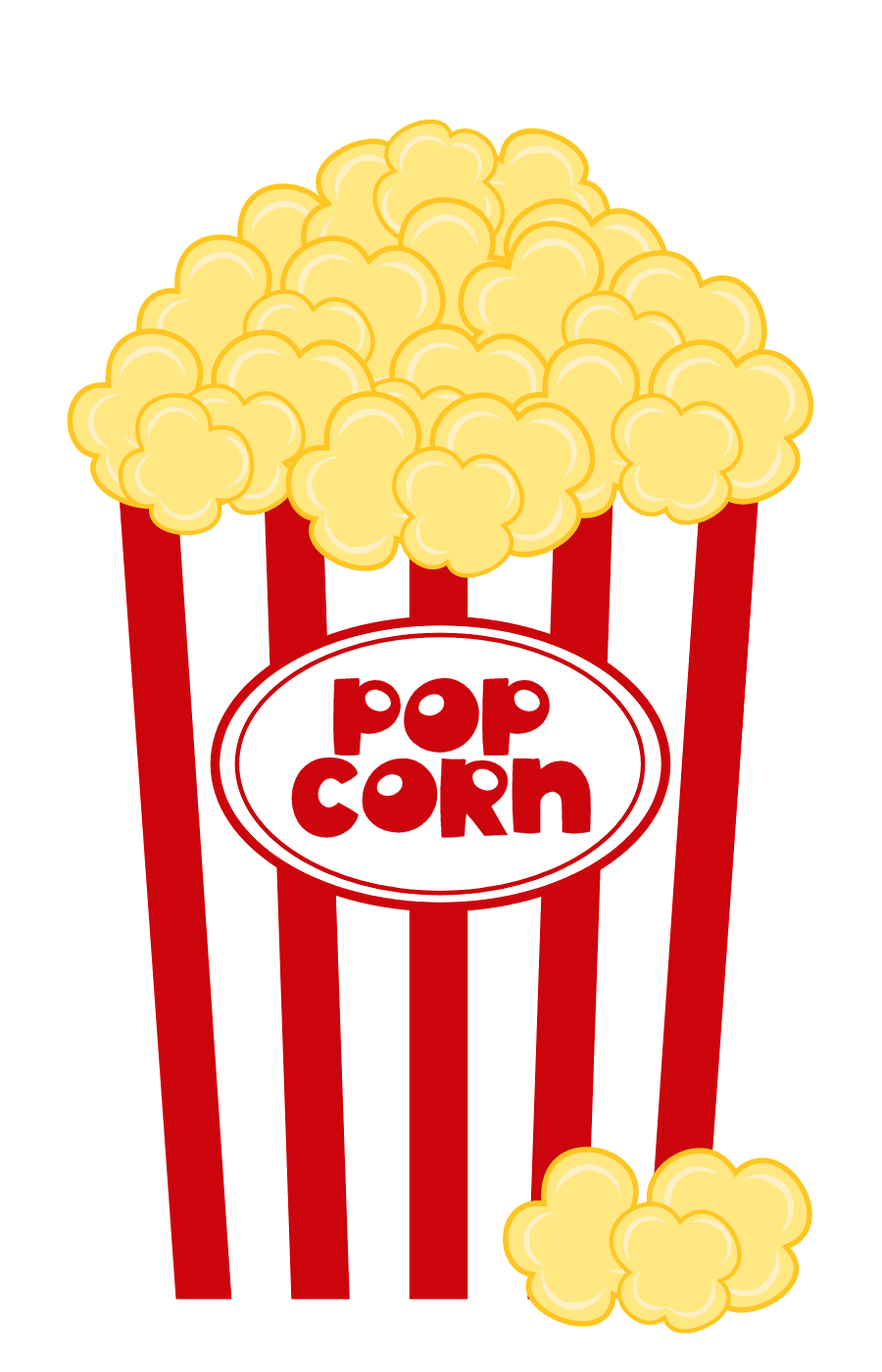 vector transparent Minus say hello cute. Candy clipart popcorn.