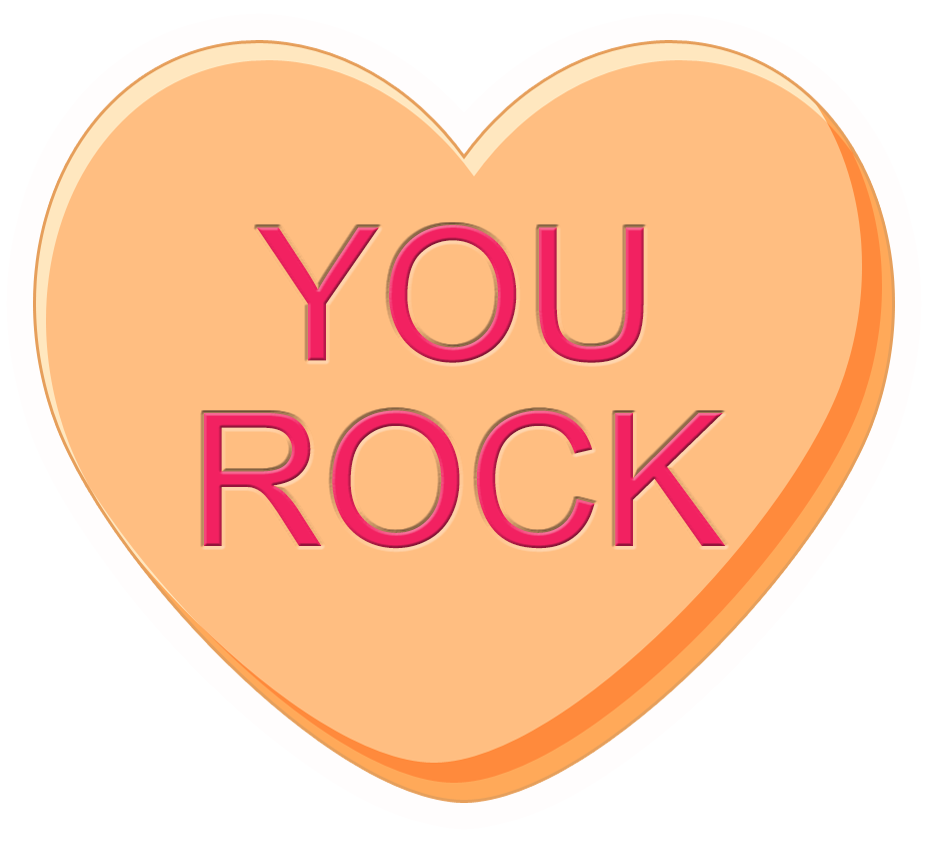 png freeuse library Conversation hearts pop studios. Vector candy rock
