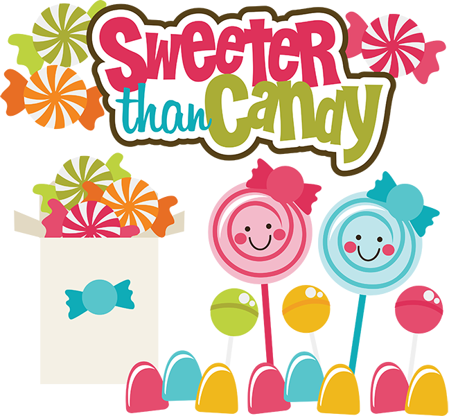 svg royalty free download Sweeter than candy svg. Candyland clipart.