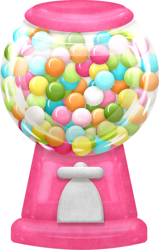 transparent stock Bubblegummachine maryfran png pinterest. Gumball machine clipart sweet