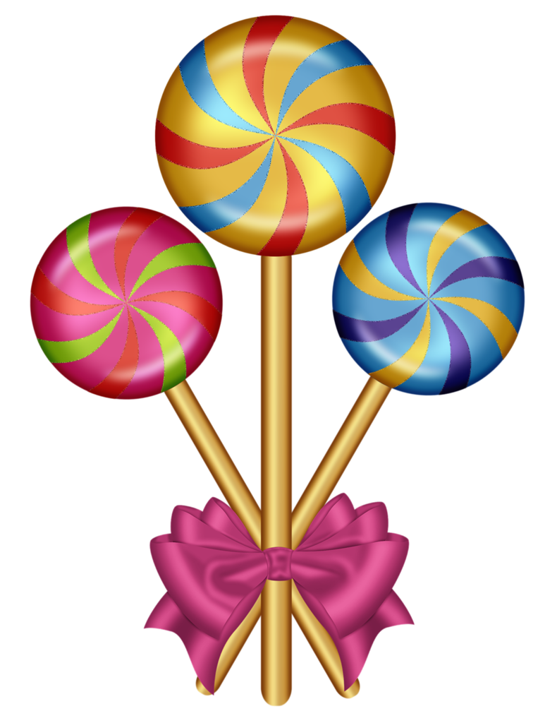 graphic free lollipop clipart candyland #80577975