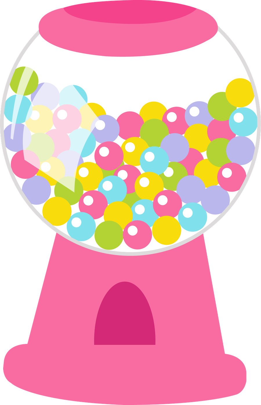 clip free stock Minus say hello cliparts. Candyland clipart.