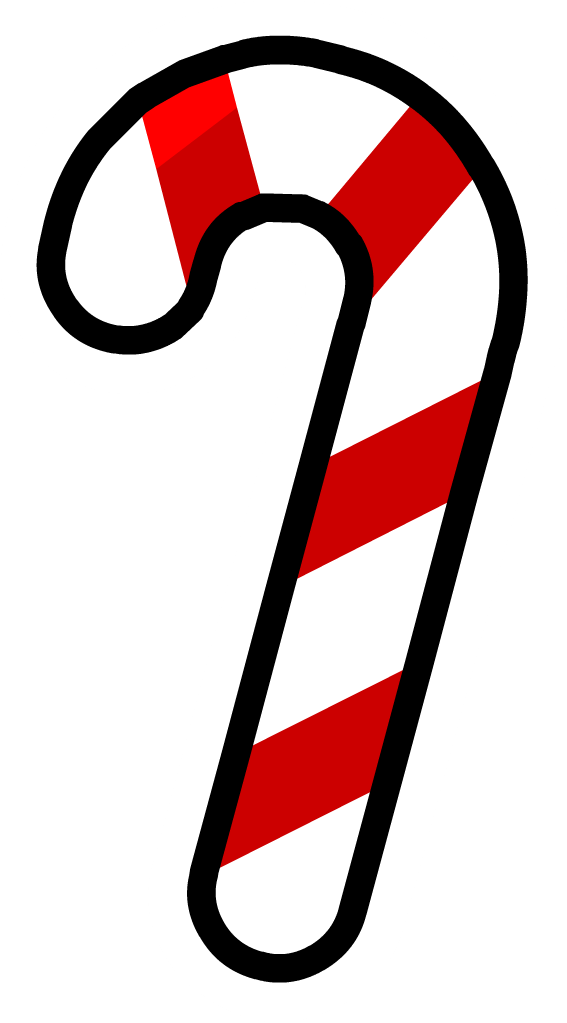 png free library Cane clipart. Candy question mark free.