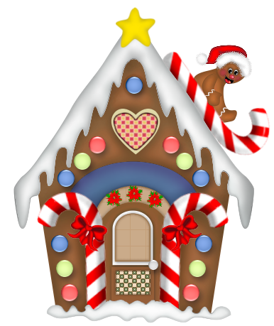 vector black and white library Cane clipart gingerbread candy. Http favata rssing com.