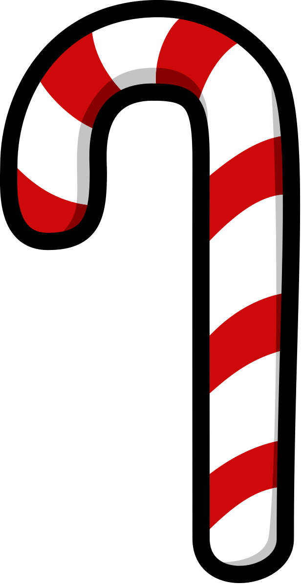 picture library download  collection of candy. Cane clipart simple walking.
