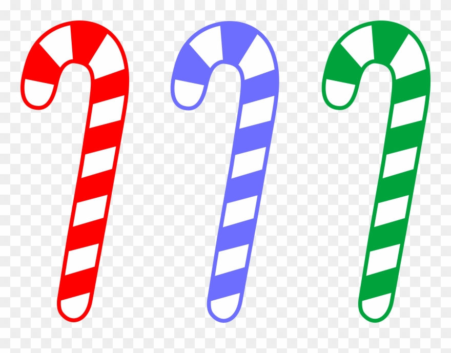 banner royalty free library Cane clipart three. Candy canes png download.