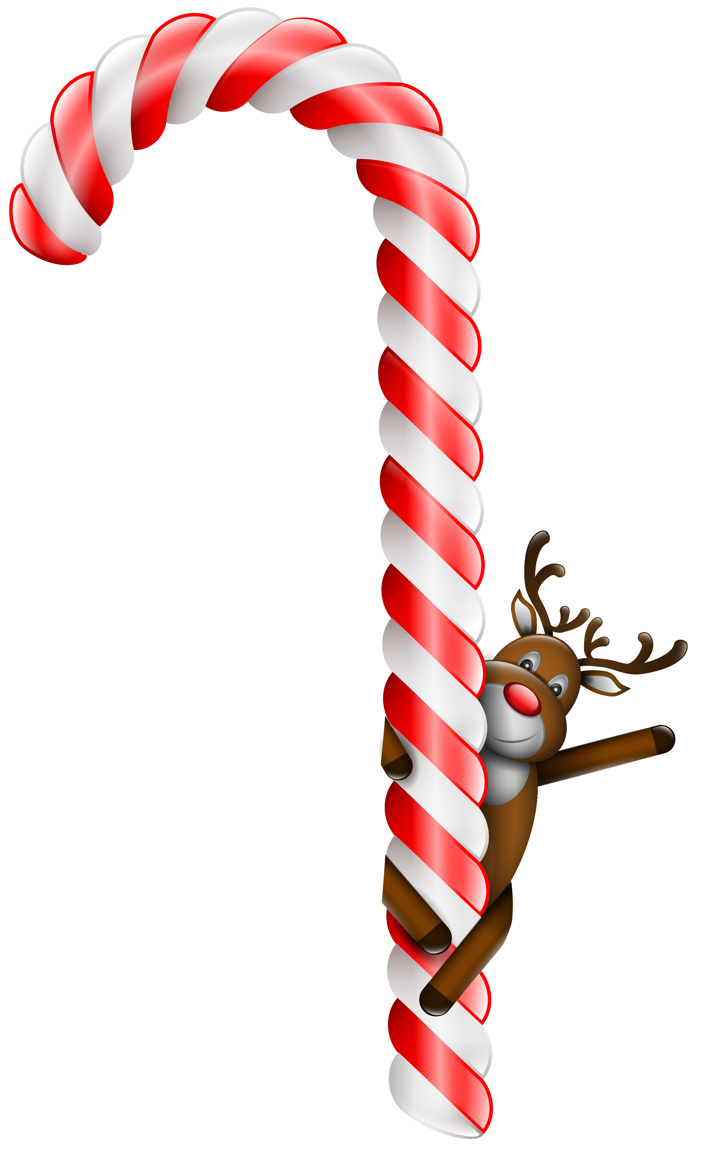 picture freeuse download Vector candy frame. Transparent large christmas cane