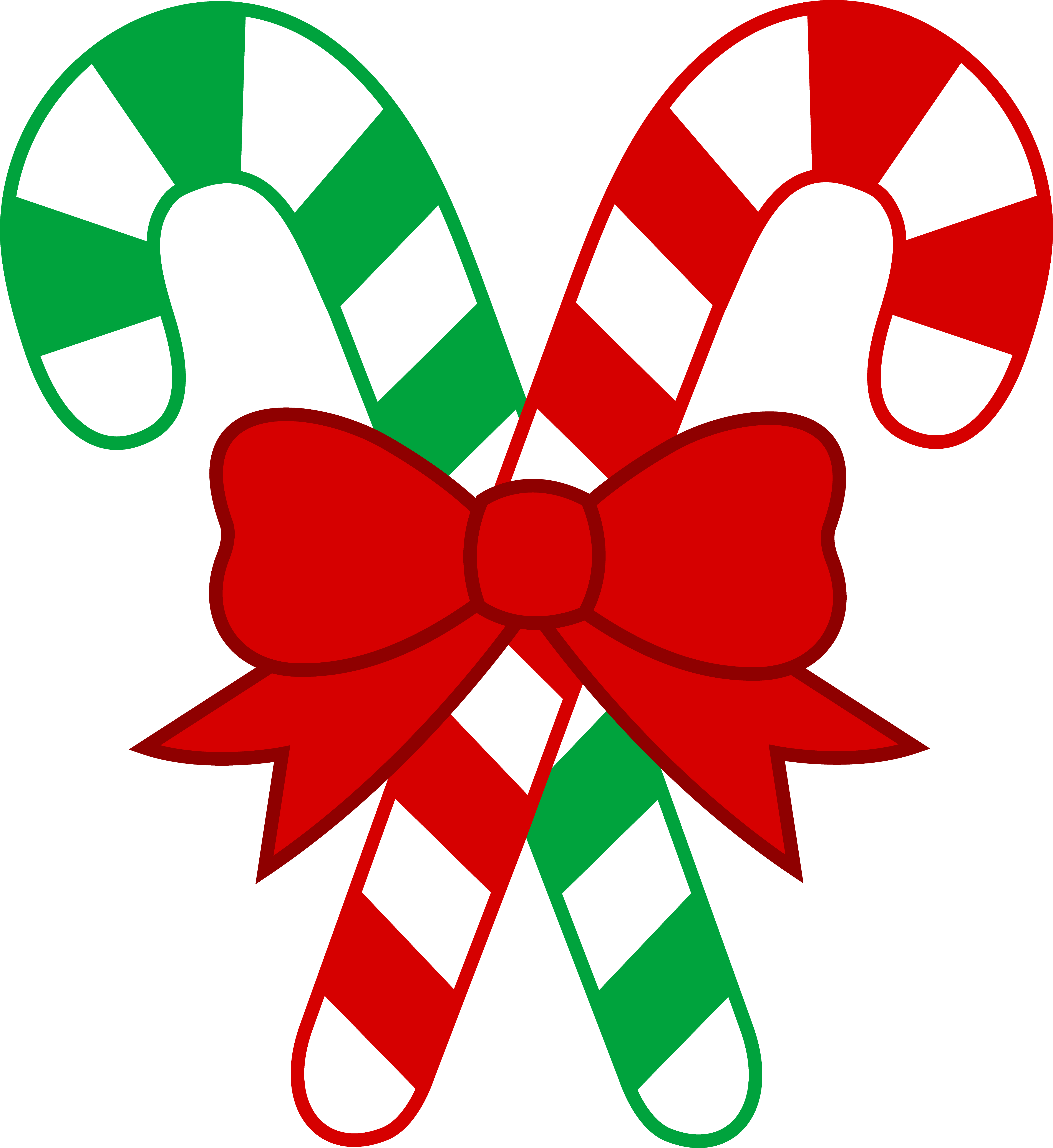 jpg library Candy cane clip art. Canes clipart