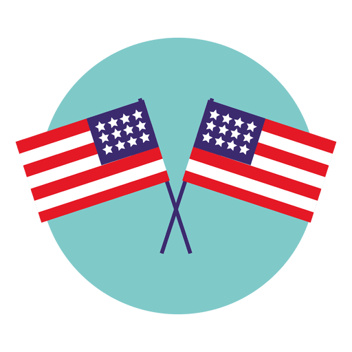 graphic royalty free stock Usa svg vector. Flags round icon transparent