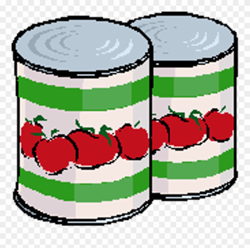 picture Canned clipart. Food drive foods clip