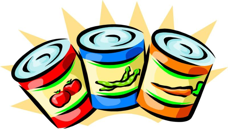 clip royalty free stock Free food download clip. Canned clipart