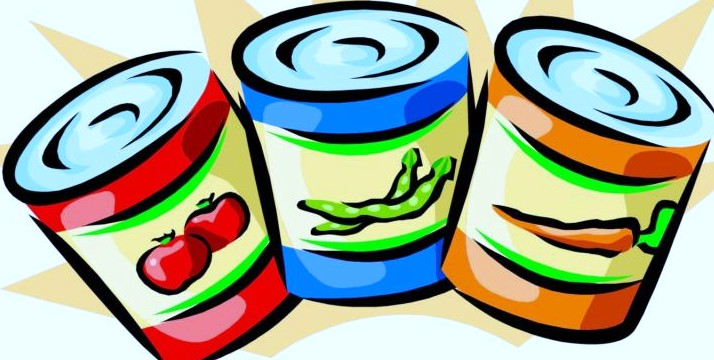 graphic download Canned clipart. Food panda free images