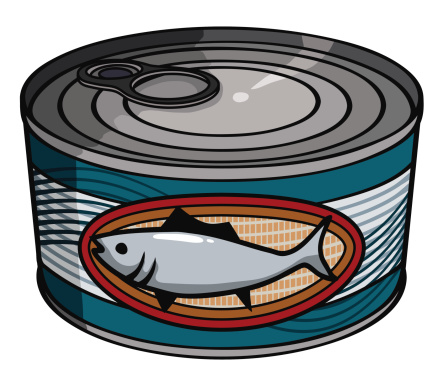 banner library stock Free cliparts download clip. Canned clipart canned fish.