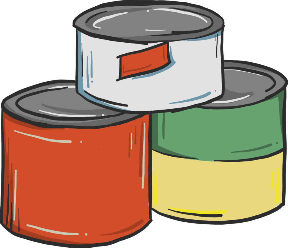 svg black and white Home chat arrowhead church. Canned clipart canned meat.