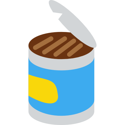 vector library stock Vegetarian food vegetable tinned. Canned clipart canned meat.
