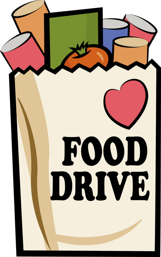 picture download Support local earn free. Canned clipart food drive.