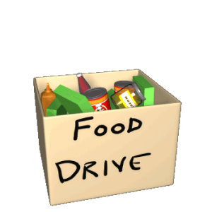 png transparent Posters panda free images. Canned clipart food drive.