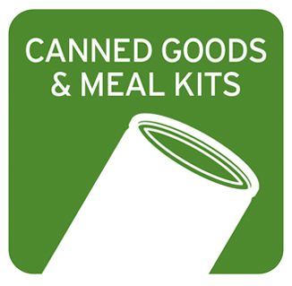 picture royalty free stock Goods meal kits category. Canned clipart staple food.
