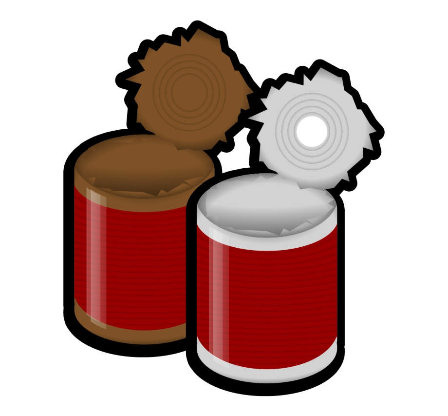 clip freeuse library Canned clipart wet. Free food download clip.