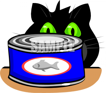 image transparent library Pet food clip art. Canned clipart wet.