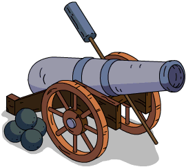 picture transparent library Image menu png the. Vector cannon pirate