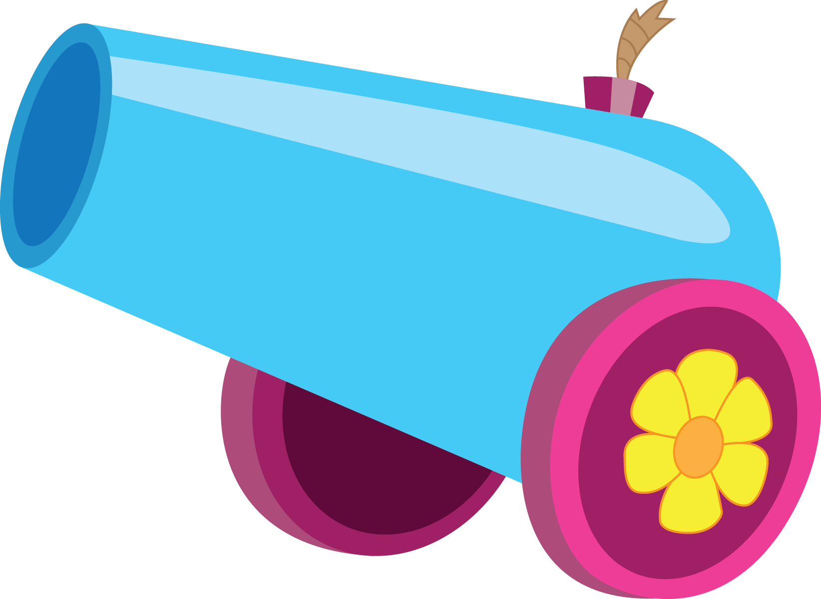 picture freeuse  cartoon png for. Vector cannon transparent